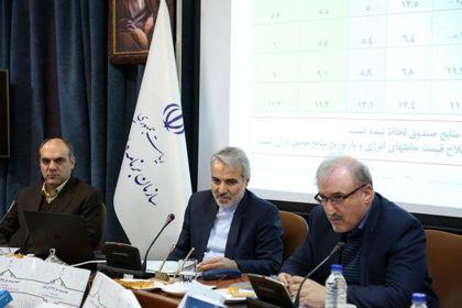 نشست خبری امروز سخنگوی دولت با خبرنگاران +تصاویر