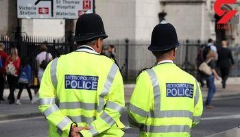 واکنش جالب پلیس لندن بعد از خوردن قیمه نذری +فیلم