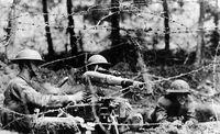 مجموعه ای دیدنی از جنگ بزرگ! +عکس