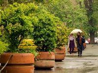 ورود سامانه بارشی به کشور