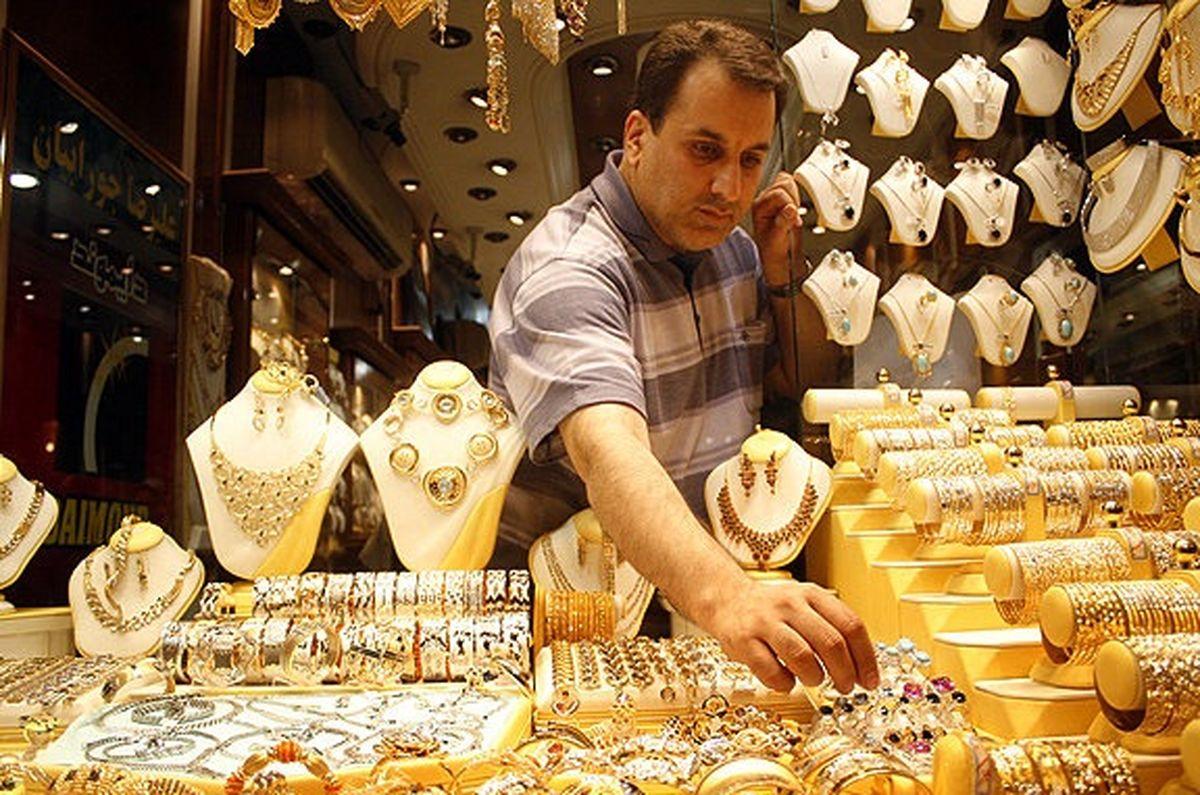 روند قیمت طلا معکوس شد