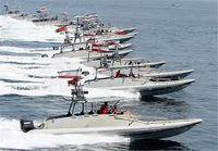 نیروی دریایی آمریکا: رفتار ایران در خلیج فارس نرمتر شده است