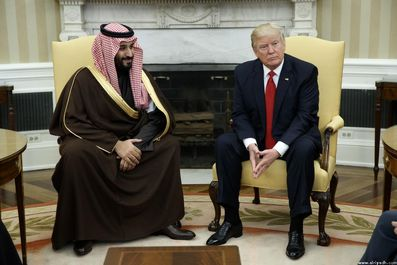 ضیافت ناهار برای شاهزاده سعودی