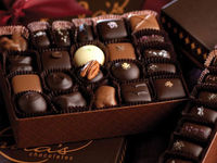 درآمد صنعت شکلات ایران چند میلیون است؟