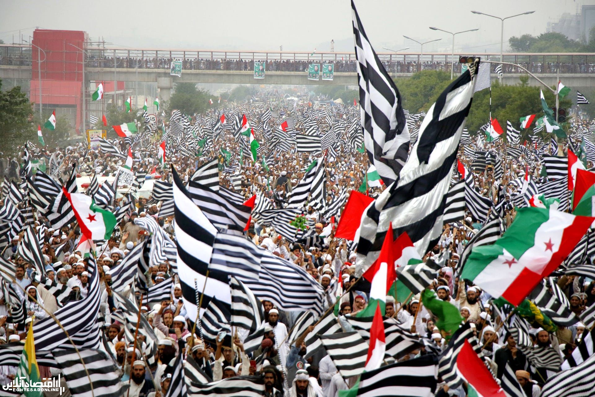 برترین تصاویر خبری ۲۴ ساعت گذشته/ 11 آبان