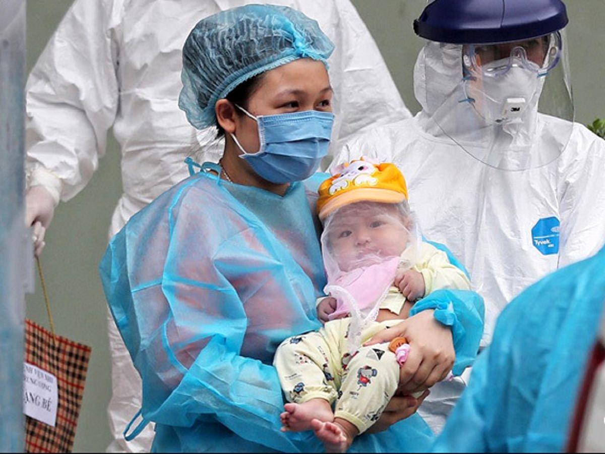 هم بازی شدن ویروس کرونا با جان کودکان، چه علائمی دارد؟