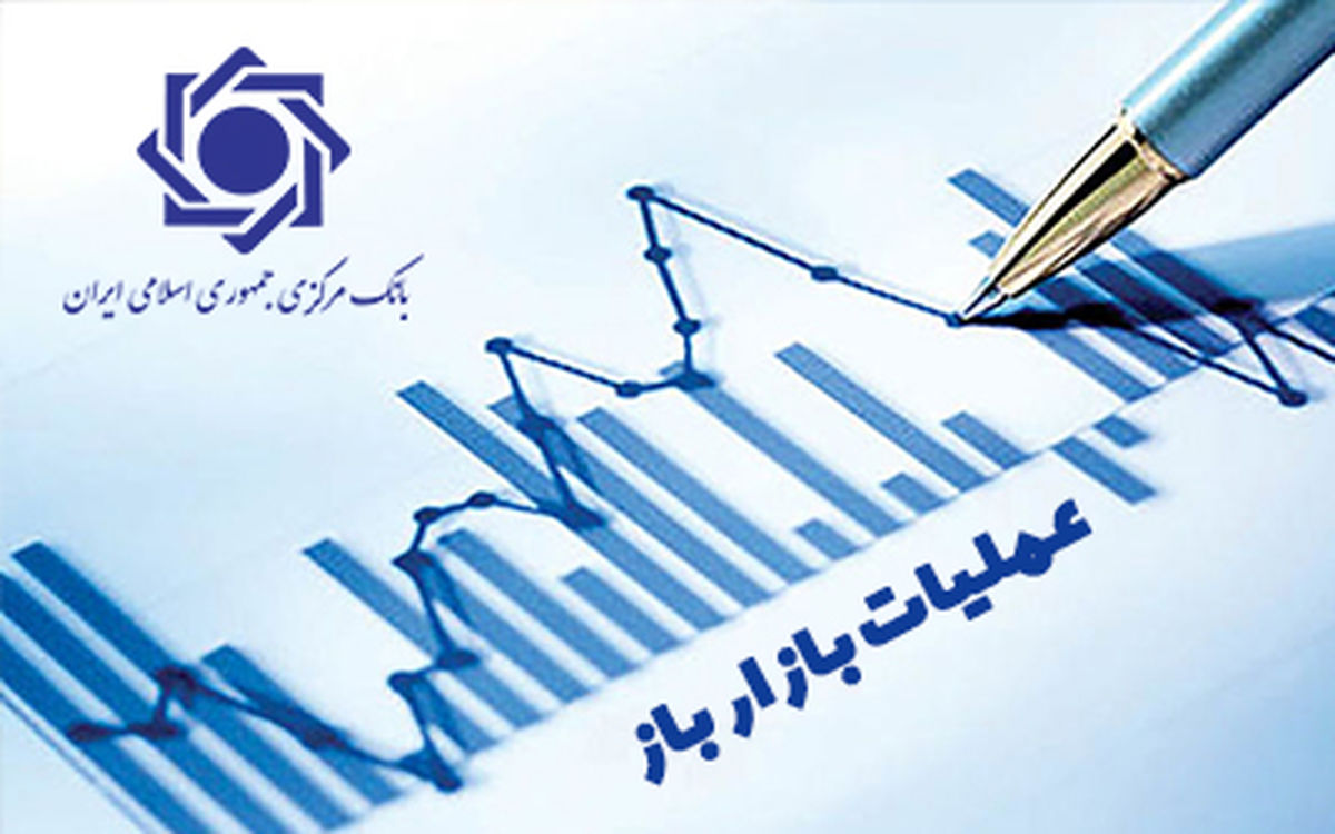 آخرین وضعیت عملیات بازار باز در هفته نخست خردادماه