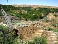 تخریب ویلاهای غیرمجاز به حاشیه زایندهرود رسید