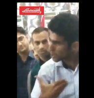 گلایههای یک جوان روستایی سیلزده در نماز جمعه اهواز +فیلم
