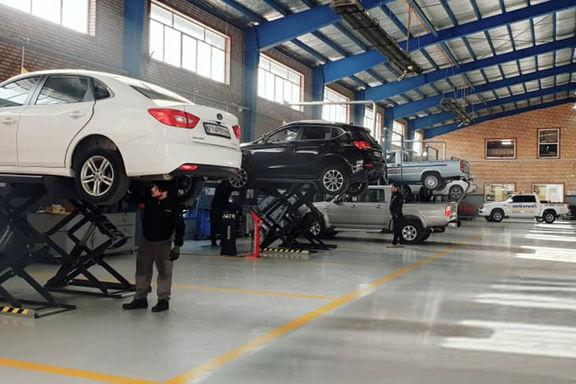 نسخه پیچیبرای تولید خودرو