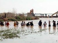 سیلاب  شهرهای پایین دست سد کرخه را تهدید میکند