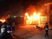 اعلام ممنوعیت آمد و شد در شهر نجف عراق