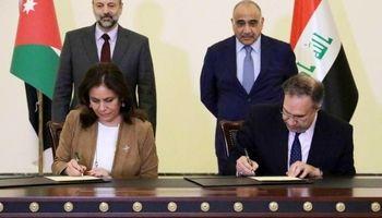 شبکه برق عراق و اردن به هم وصل میشود