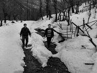 بحران برف در گیلان پس از شش روز +عکس