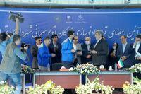 پیوستن ۲۵۰دستگاه اتوبوس و مینی ایران خودرو دیزل به ناوگان حمل ونقل عمومی