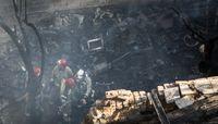 شنیده شدن صدای انفجار در بیروت