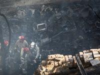 انفجار هولناک در تهران