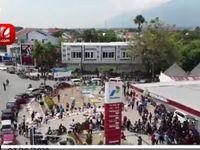 زندگی مردم اندونزی پس از زلزله +فیلم