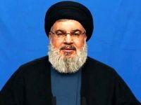 نصرالله: حمله اسراییل به ایرانیها حماقتی بزرگ بود