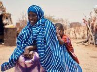 ردپای فقر در گوشه و کنار جهان +تصاویر