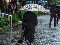 سامانه بارشی جدید روز جمعه وارد کشور میشود