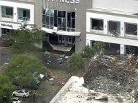 حدود 20مجروح در انفجار گاز در مرکز خریدی در فلوریدا
