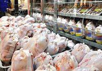 نرخ مرغ به کمتر از قیمت مصوب رسید