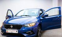 نگاهی به تارا، محصول جدید ایران خودرو