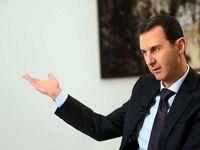 اسد: آمریکا درحال سرقت نفت سوریه است