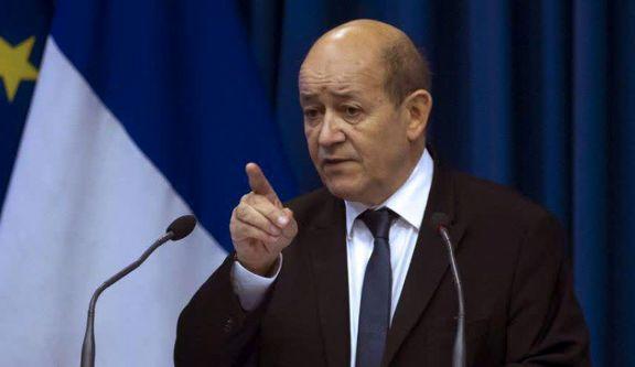 ترامپ در امور داخلی فرانسه دخالت نکند