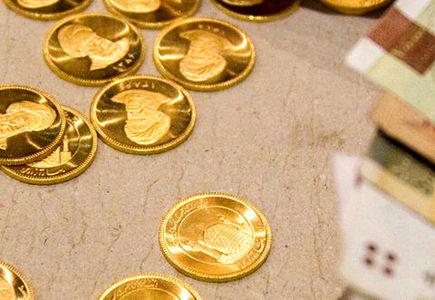 قیمت سکه تمام در بازار افزایش یافت/ طلای ۱۸عیار نزولی شد