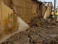 فوت یک دختر بچه بر اثر طوفان در همدان