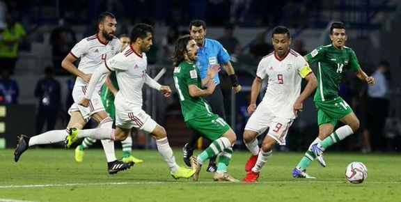با حکم AFC احتمال تغییر مکان بازی ایران-عراق قوت گرفت