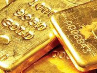 افزایش ۲۶دلاری قیمت طلا پس از ریزش شدید