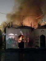 محل کنسولگری ایران در نجف بار دیگر دچار آتشسوزی شد