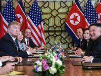 پایان غیرمنتظره نشست کیم و ترامپ