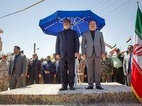 بازگشایی مرز خسروی برای زوار حسینی +عکس