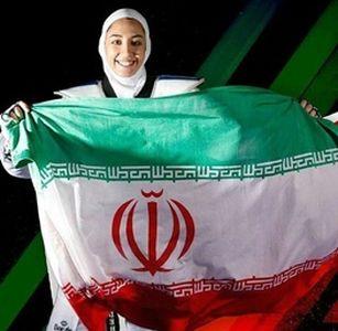 وزارت امورخارجه آمریکا هم به کیمیا علیزاده تبریک گفت