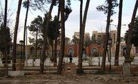 ناهماهنگی سازمانها در تخریب امامزاده عبدالله تهران