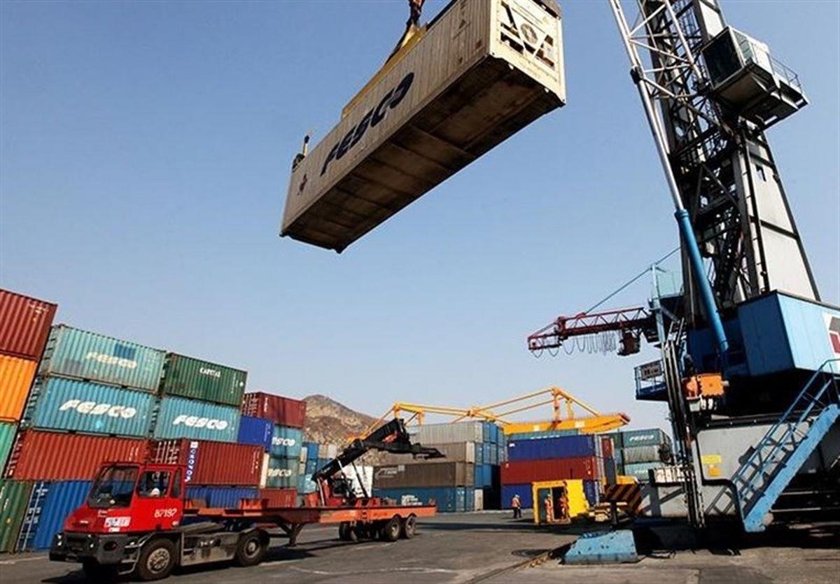 صادرات ۳ برابری کالای ایرانی نسبت به واردات در اسفند با وجود کرونا