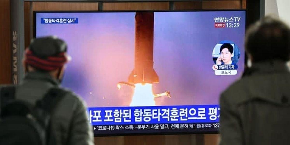 کره شمالی باشلیک موشک به دولت بایدن هشدار داد