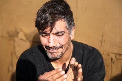 دستگیری مرد شیطانصفت +تصاویر