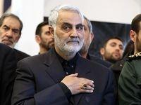 فرمانده قرارگاه خاتمالانبیا(ص) شهادت سردار سلیمانی را تسلیت گفت