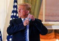 ترامپ قصد استعفا ندارد