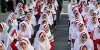 اول مهر دانش آموزان مدارس ثلاث باباجانی غایبند