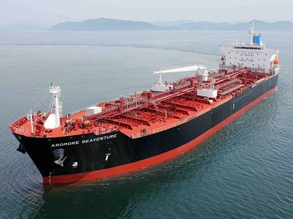 ۲ میلیون و ۱۰۰ هزار بشکه؛ صادرات روزانه نفت ایران