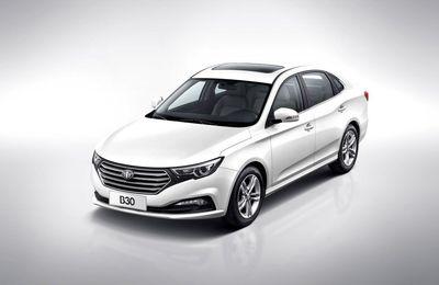خودروی جدید گروه بهمن را بشناسید+مشخصات فنی