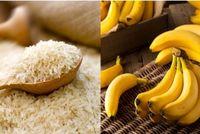 کاهش 23درصدی واردات برنج و موز