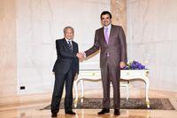قطر بدنبال افزایش سرمایهگذاری درمالزی است