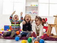 بازی کردن کودکان با یکدیگر، راهی برای تقویت یادگیری زبان